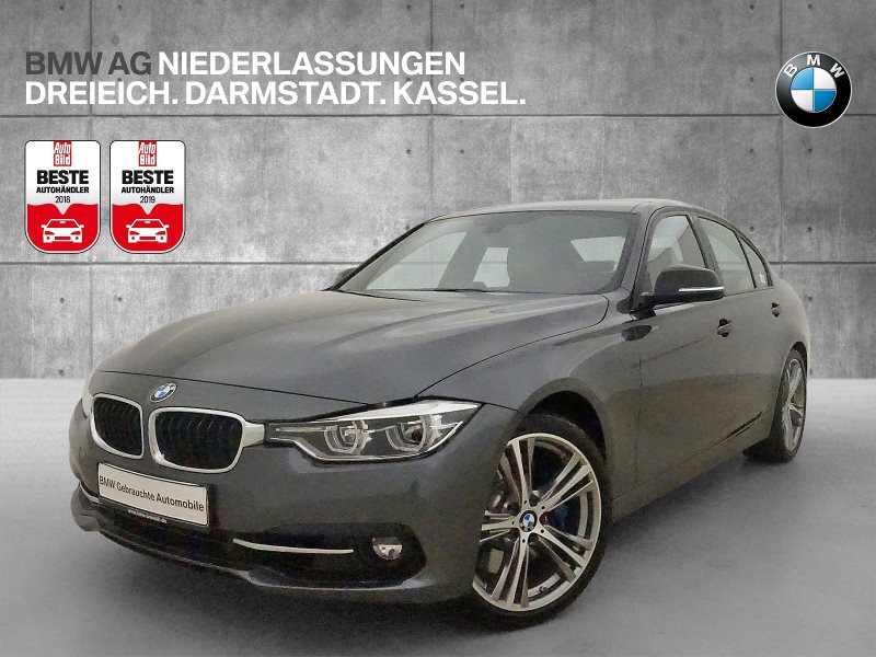 BMW 340i Limousine Sport Line M Sportbr. HK HiFi, Jahr 2017, Benzin