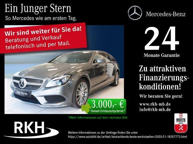 Mercedes-Benz CLS 400 4M SB AMG SHD/Comand/Soundsys/LED/Kamera, Jahr 2016, Benzin