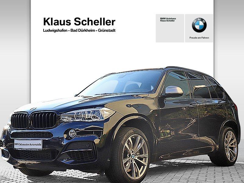 BMW X5 M50d Head-Up 360° Kamera Navi, Jahr 2016, Diesel