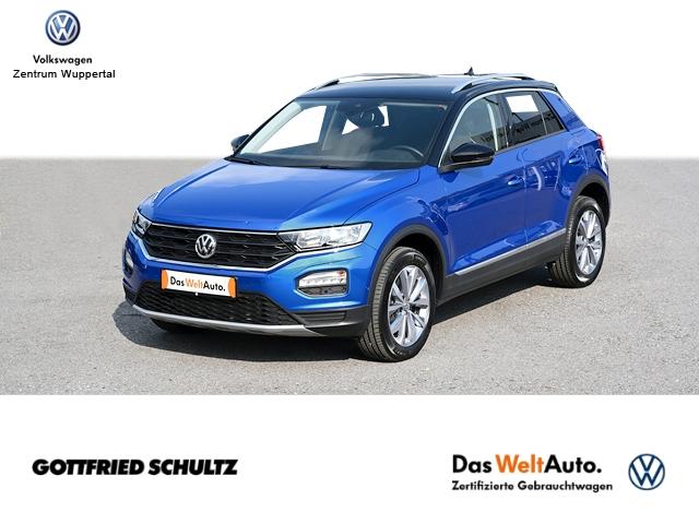 Volkswagen T-Roc 2 0 TDI Style DSG NAVI STANDHZG SHZ PDC LM ZV, Jahr 2020, Diesel