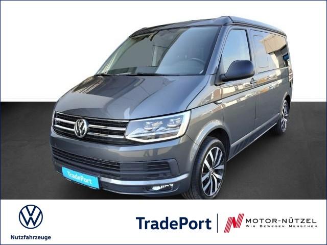 Volkswagen T6 California BEACH EDITION 2.0 TDI 4M LED+NAVI, Jahr 2017, Diesel