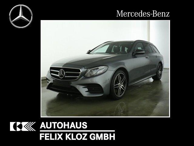 Mercedes-Benz E 450 T 4M AMG Night DISTRONIC Memory MULTIBEAM, Jahr 2020, Benzin