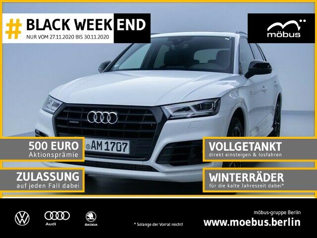 Audi Q5 Sport 50 TDI SLINE*NAVI*LED*ASSIST*B&O*VC, Jahr 2020, Diesel