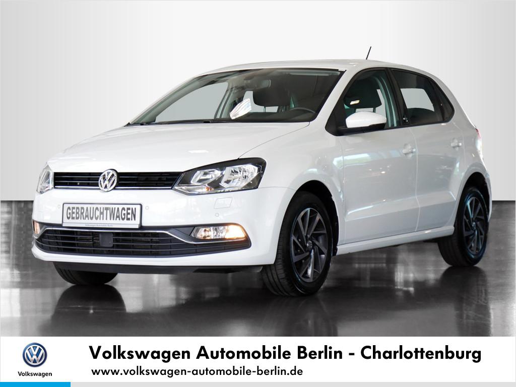 Volkswagen Polo 1.2 TSI Sound BMT, Jahr 2017, Benzin