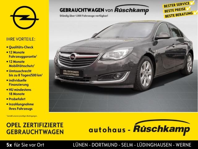 Opel Insignia A Innovation 1.4Turbo Navi Bi-Xenon PDC, Jahr 2015, Benzin