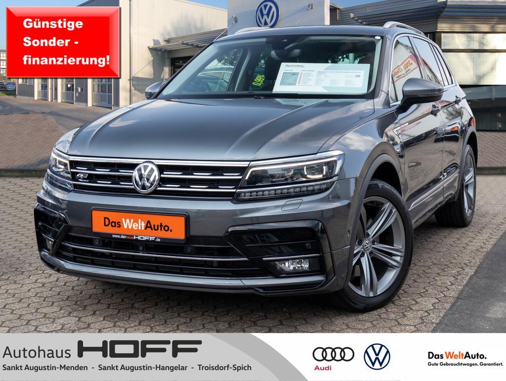 Volkswagen Tiguan 2.0 TSI DSG 4M Highline R-Line-ext. AreaV, Jahr 2017, Benzin