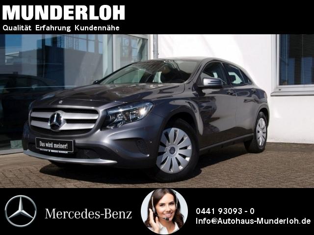 Mercedes-Benz GLA 200 CDI Off-Roader EUR6 Standhz Navi PDC, Jahr 2015, Diesel