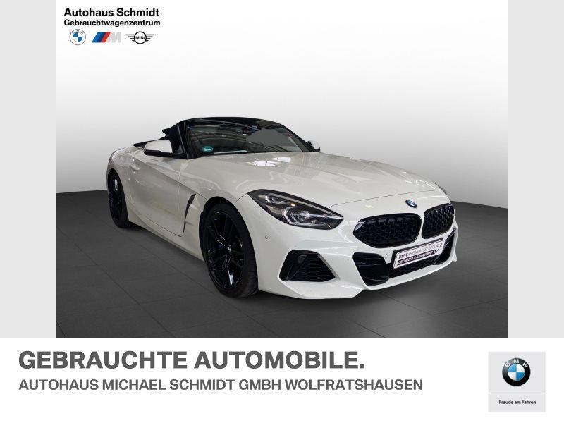 BMW Z4 M40i 19 Zoll*Harman Kardon*ACC*Memory*M Fahrwerk*, Jahr 2021, Benzin