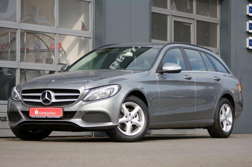 Mercedes-Benz C 200 (BlueTEC) d T PARKTRONIC NAVI Paket: Business PLUS, Jahr 2014, Diesel