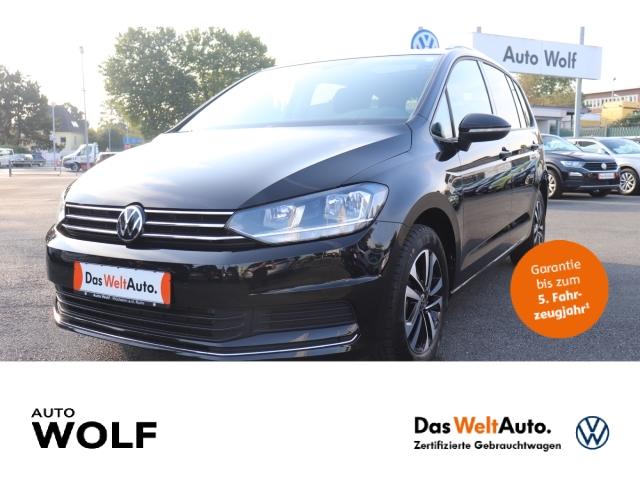 Volkswagen Touran United 2.0 TDI BMT Start-Stopp EU6d-T Navi Panorama Fernlichtass. AHK-klappbar, Jahr 2020, Diesel