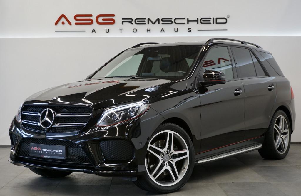 Mercedes-Benz GLE 350 d 4M AMG Line *21Zoll *HK *Standhzg *360, Jahr 2017, Diesel