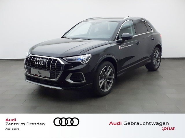 Audi Q3 advanced 35 TFSI S tronic, Jahr 2020, Benzin