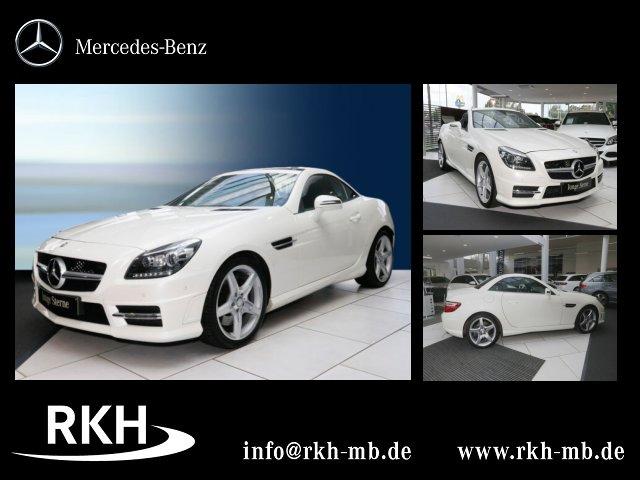 Mercedes-Benz SLK 250 Roadster AMG Pano/PTS/ILS/Comand Navi/, Jahr 2013, Benzin