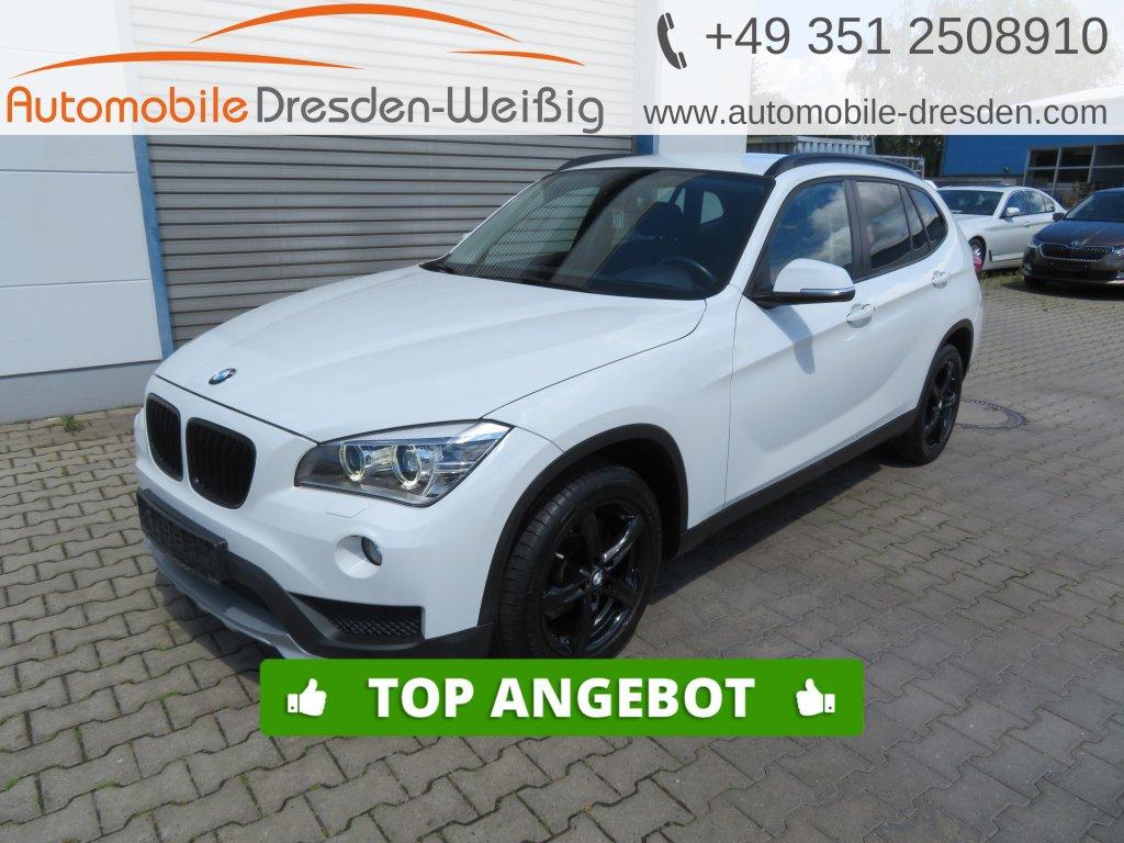 BMW X1 sDrive 18d Sportautomatic*Anhängerkupplung, Jahr 2014, Diesel