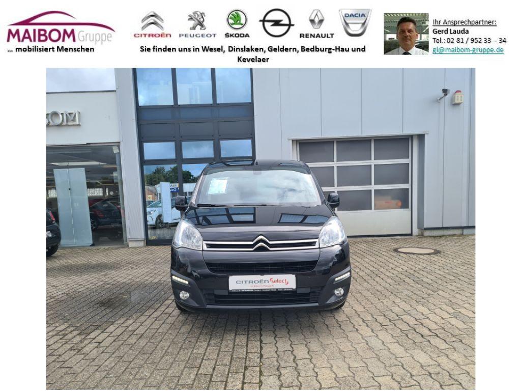 Citroën Berlingo Multispace BlueHDi 100 SELECTION, Jahr 2016, Diesel