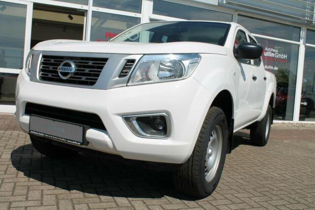 Nissan Navara DOKA 2,3 dCi 4x4 100%HD Heckbügel+Klima, Jahr 2020, Diesel