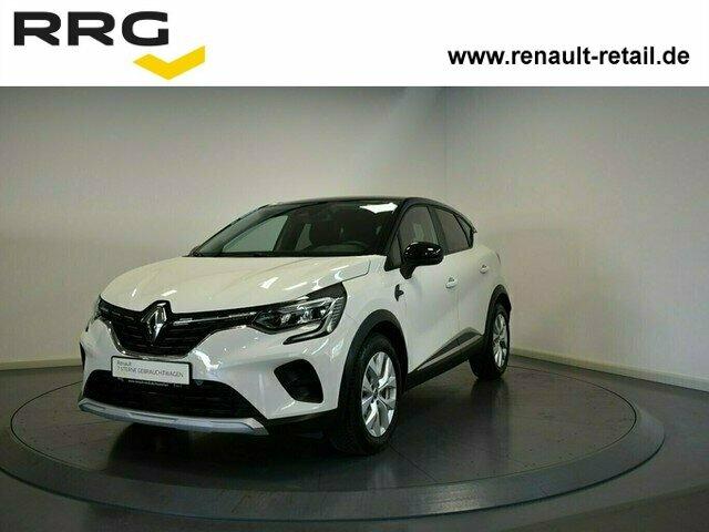 Renault Captur II 1.0 TCe 100 Experience Navi, Klimaauto, Jahr 2020, Benzin