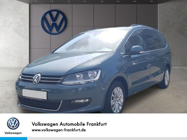 Volkswagen Sharan 2.0 TDI Comfortline Einparkhilfe Navi AHK Leichtmetallfelgen SHARAN CL DT110 TDIM6F, Jahr 2020, Diesel