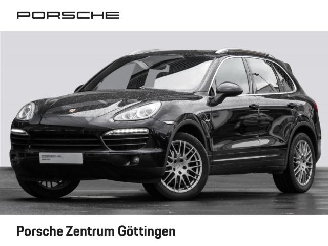 Porsche Cayenne Diesel StandHZG El. Panodach AHK Bi-Xenon e-Sitze, Jahr 2014, diesel