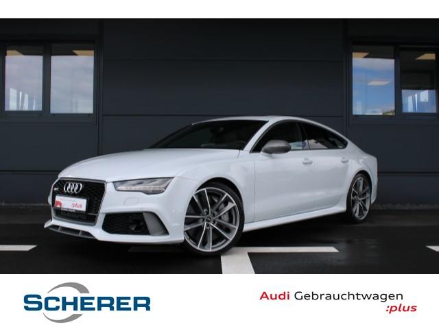 Audi RS7 4.0TFSI tiptronic DynamikPlus 305km/h Keramik HUD BOSE Matrix-LED ACC, Jahr 2016, Benzin