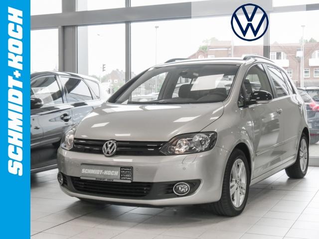 Volkswagen Golf VI Plus 1.6 TDI Match BMT Standhzg. Sitzhzg., Jahr 2012, Diesel