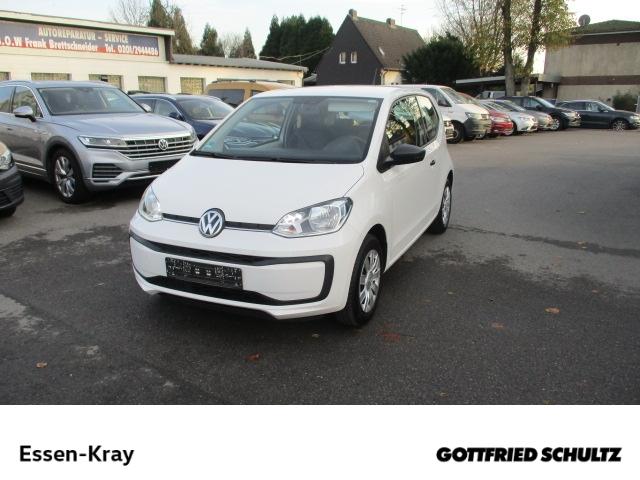 Volkswagen up! take 1.0 KLIMA RADIO, Jahr 2017, Benzin