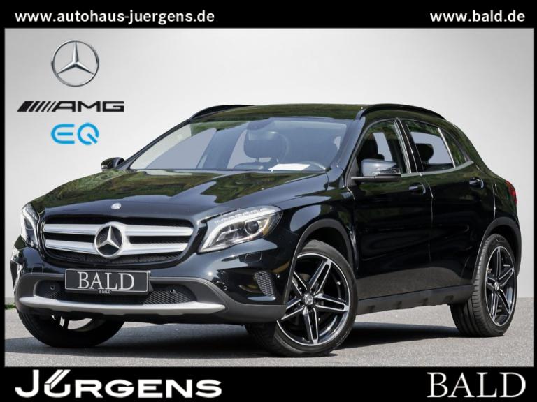 Mercedes-Benz GLA 200 Style/Navi-V/Xenon/Kamera/Sitzheizung/17, Jahr 2014, Benzin
