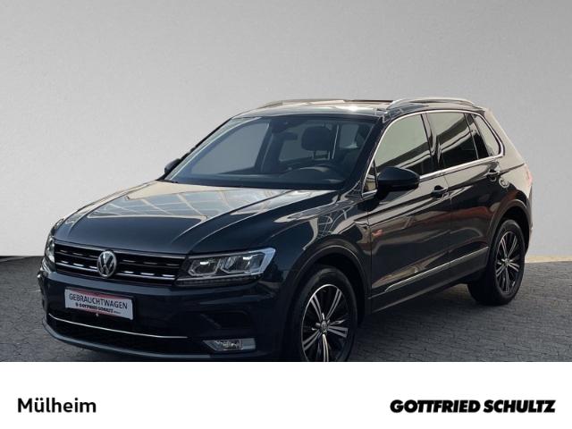 Volkswagen Tiguan 2.0 TDI 4Motion LED NAVI STHZ PANO Highline, Jahr 2017, Diesel