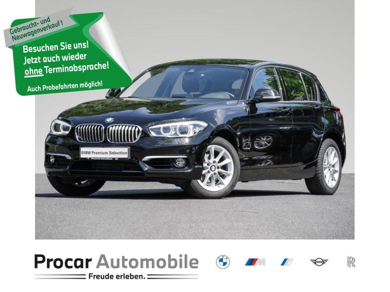 BMW 118d NAVI-PROFESSIONAL+ADAPTIVE-LED+AHK+KAMERA++, Jahr 2018, Diesel