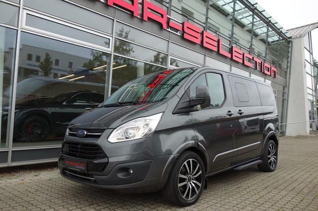 Ford Tourneo Custom 2,0 TDCI Titanium L1 2sTÜR/STDHZG, Jahr 2018, Diesel