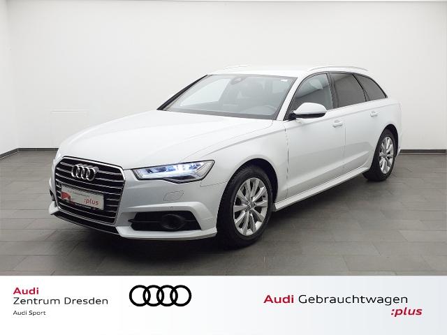Audi A6 Avant 2.0 TDI LED-SW ACC Navi, Jahr 2017, Diesel