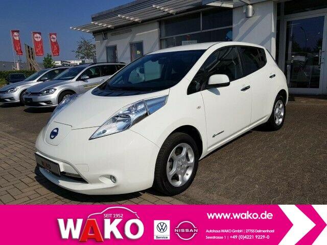 Nissan Leaf Acenta inkl. Batterie 24kwh NAVI REAR-CAM, Jahr 2015, Elektro