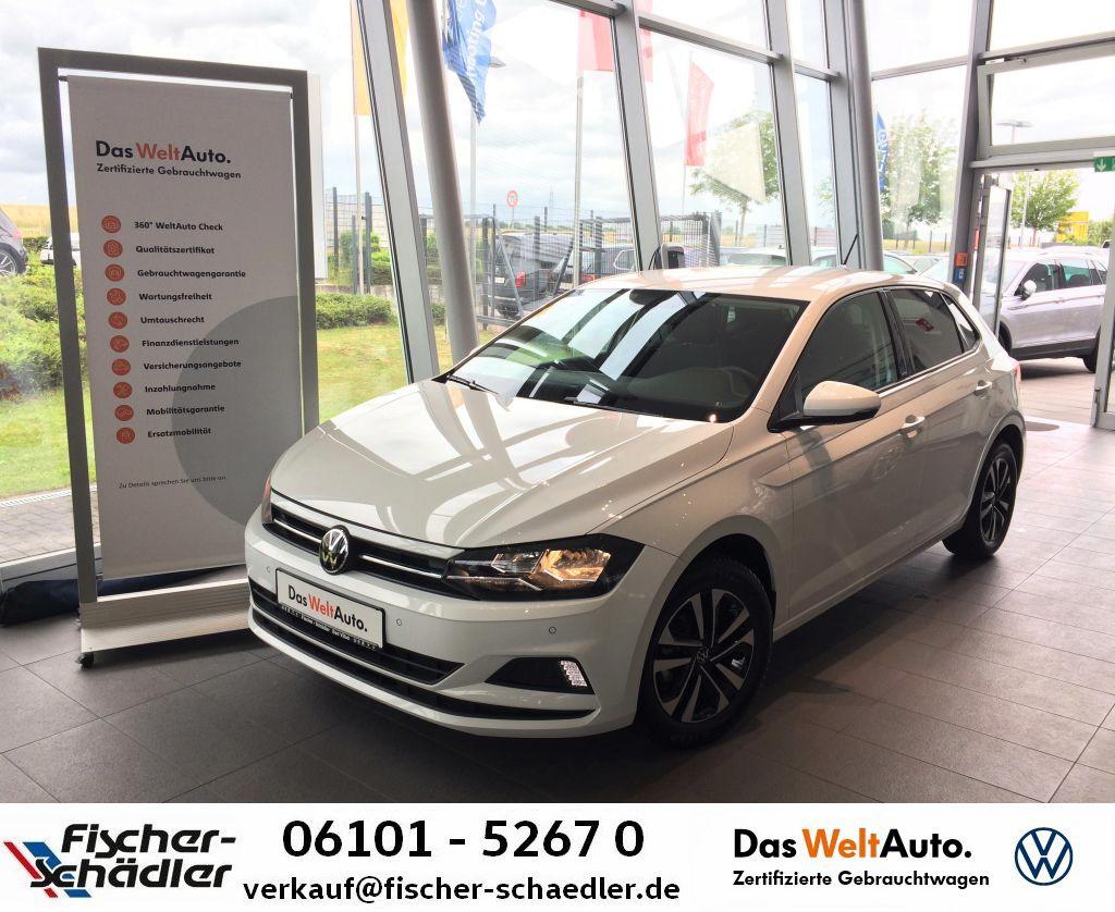 Volkswagen Polo Comfortline 1.0*App*RearView*SitzHz*PDC*Cli, Jahr 2020, Benzin