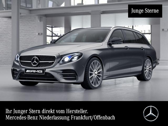 Mercedes-Benz E 43 AMG T 4Matic AMG Line Sportpaket Bluetooth, Jahr 2017, Benzin