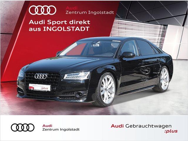 Audi S8 plus 4.0 TFSI qu 21 SHD Massage Sitzbelüft., Jahr 2017, Benzin