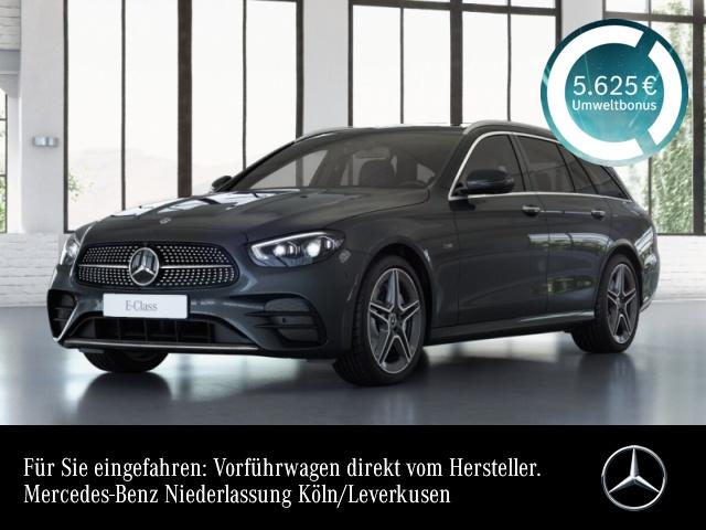 Mercedes-Benz E 300 de T AMG+Pano+360+AHK+MultiBeam+Fahrass+9G, Jahr 2020, Hybrid_Diesel