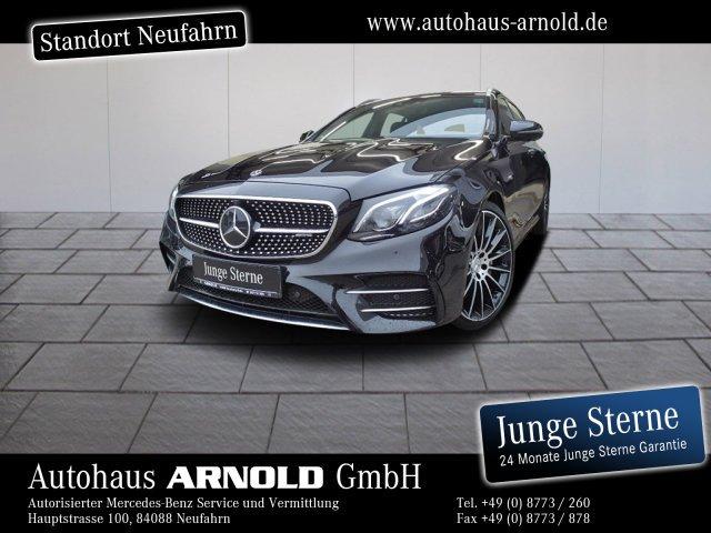 Mercedes-Benz E 53 T AMG 4M+ DISTRONIC Memory MULTIBEAM Comand, Jahr 2019, Benzin