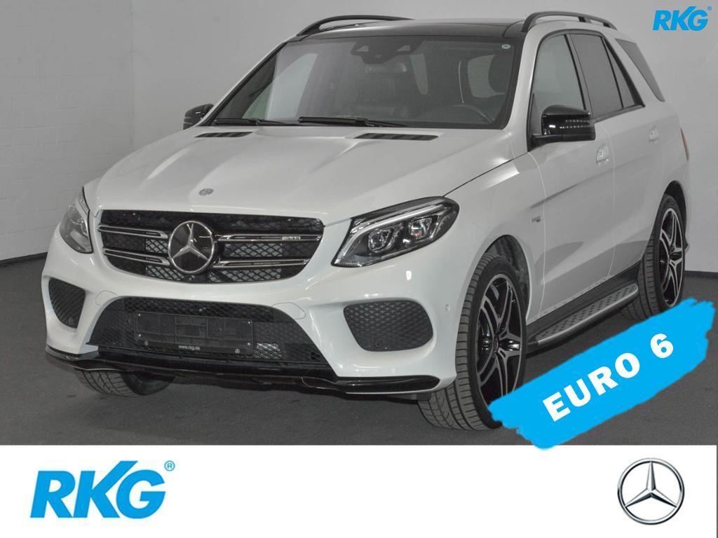 Mercedes-Benz GLE 43 AMG 4M Comand*Harman*Distronic*Standheiz., Jahr 2017, petrol