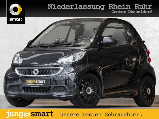 smart fortwo cabrio 52kWmhd passion Servo SHZ Sound, Jahr 2014, Benzin