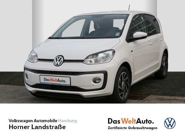 Volkswagen up! 1.0 Join Klima Sitzheizung Nebelscheinwerfer, Jahr 2018, Benzin