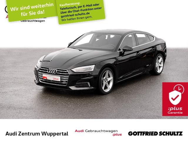 Audi A5 SB 2.0TDI CONNECT DRIVE SELECT XEN NAV KEYLESS Sport, Jahr 2018, Diesel
