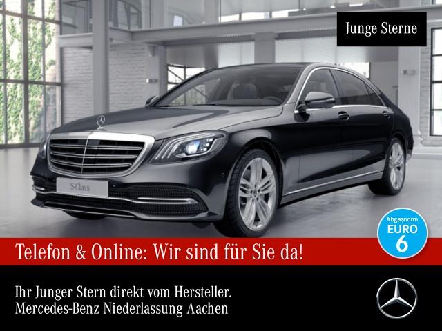 Mercedes-Benz S 400 d L 4M Fondent 360° Stdhzg Pano, Jahr 2017, Diesel