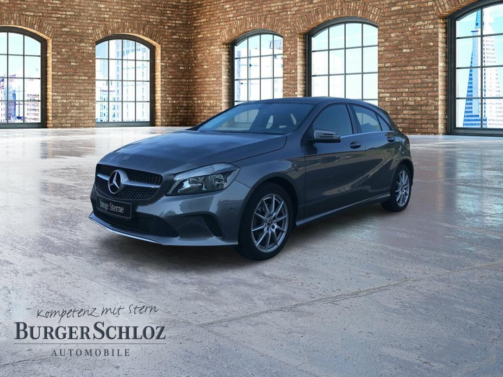Mercedes-Benz A 200 finanzieren