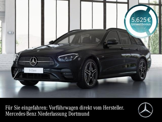 Mercedes-Benz E 300 de T 4M AMG+Night+Pano+AHK+LED+Kamera+Totw, Jahr 2021, Hybrid_Diesel