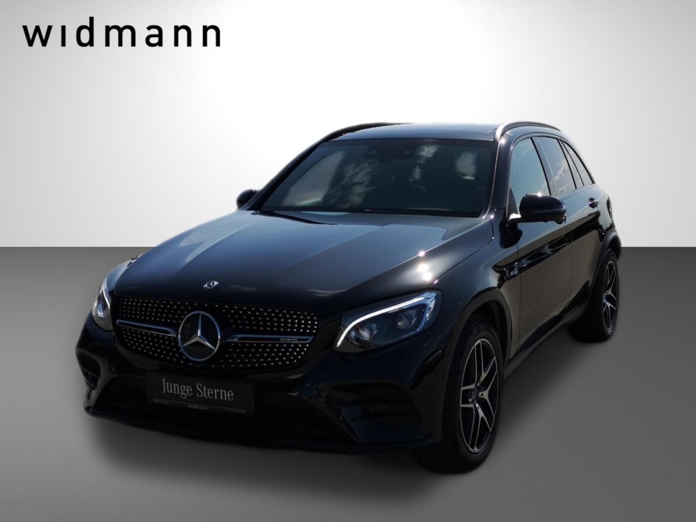 Mercedes-Benz GLC 43 AMG 4M *Night*ILS*Pano*Sitzhzg*Navi*360°*, Jahr 2018, Benzin
