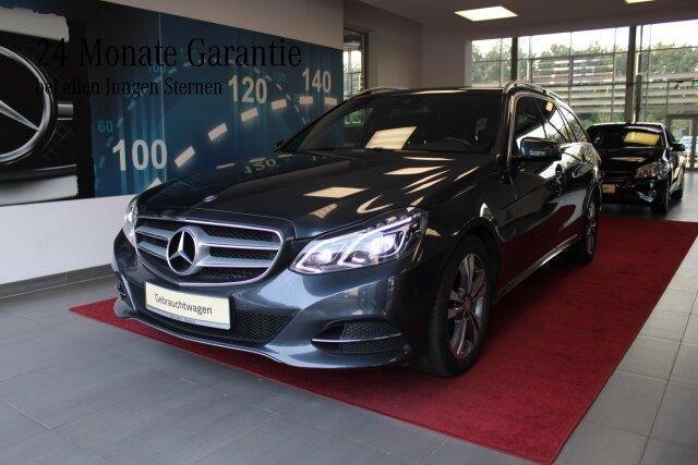 Mercedes-Benz E 200 BlueTEC T-Modell Avantgarde+LED+Navi+Klima, Jahr 2016, Diesel