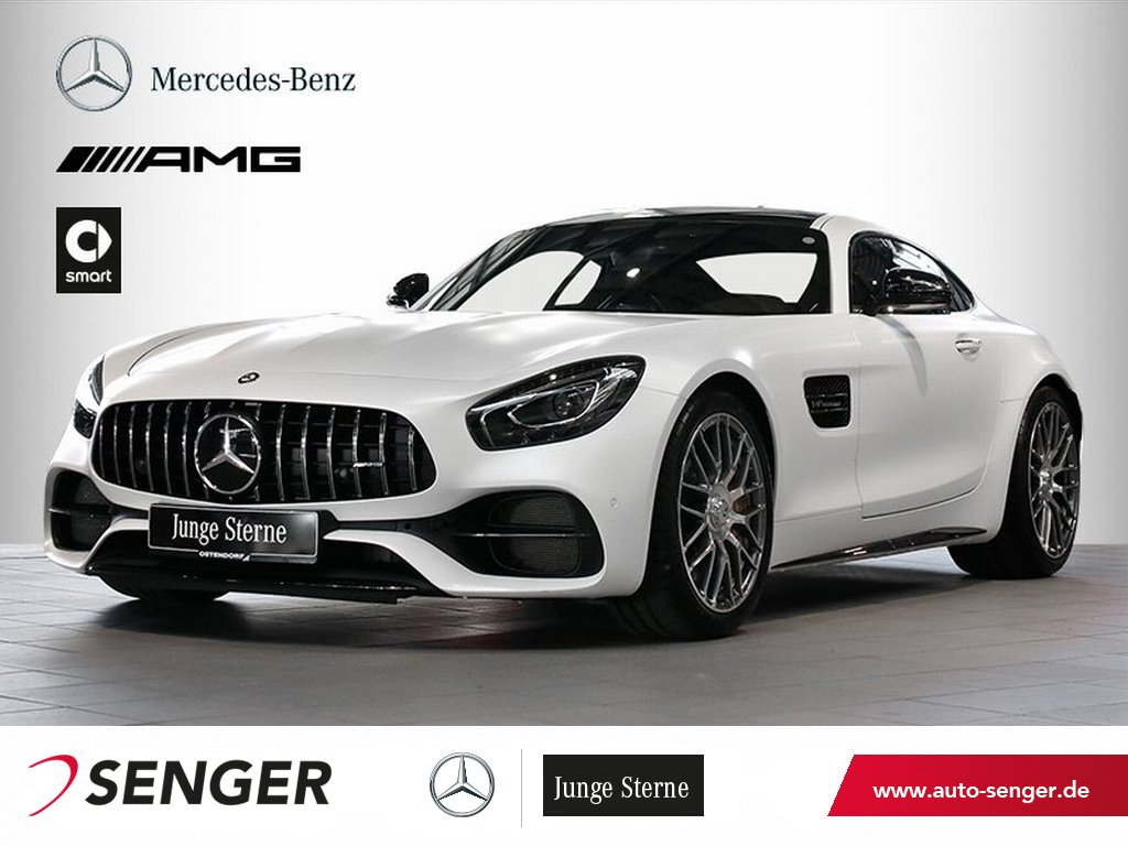 Mercedes-Benz AMG GT C Edition 50*Keramik*Burmest.*DynamicPlus, Jahr 2017, Benzin