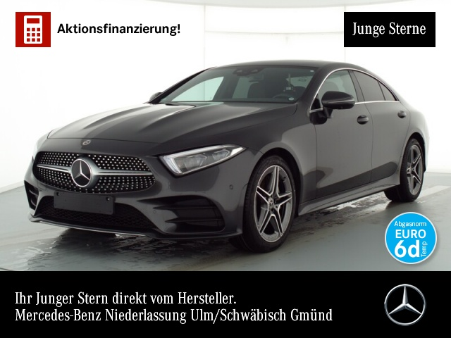 Mercedes-Benz CLS 300 d AMG DISTRONIC MULTIBEAM SHD WIDESCREEN, Jahr 2020, Diesel