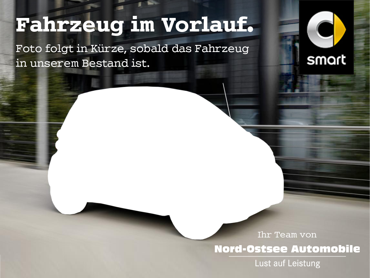 smart fortwo 52 kW prime Sitzhz LED Cool+Audio Tempo, Jahr 2017, Benzin