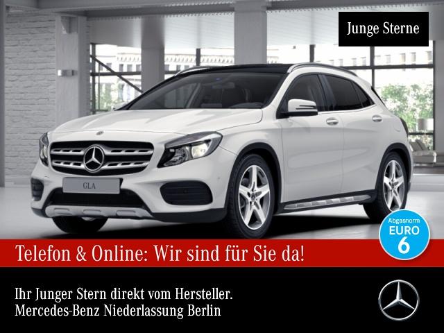 Mercedes-Benz GLA 180 AMG Pano Harman COMAND Kamera PTS Sitzh, Jahr 2017, Benzin